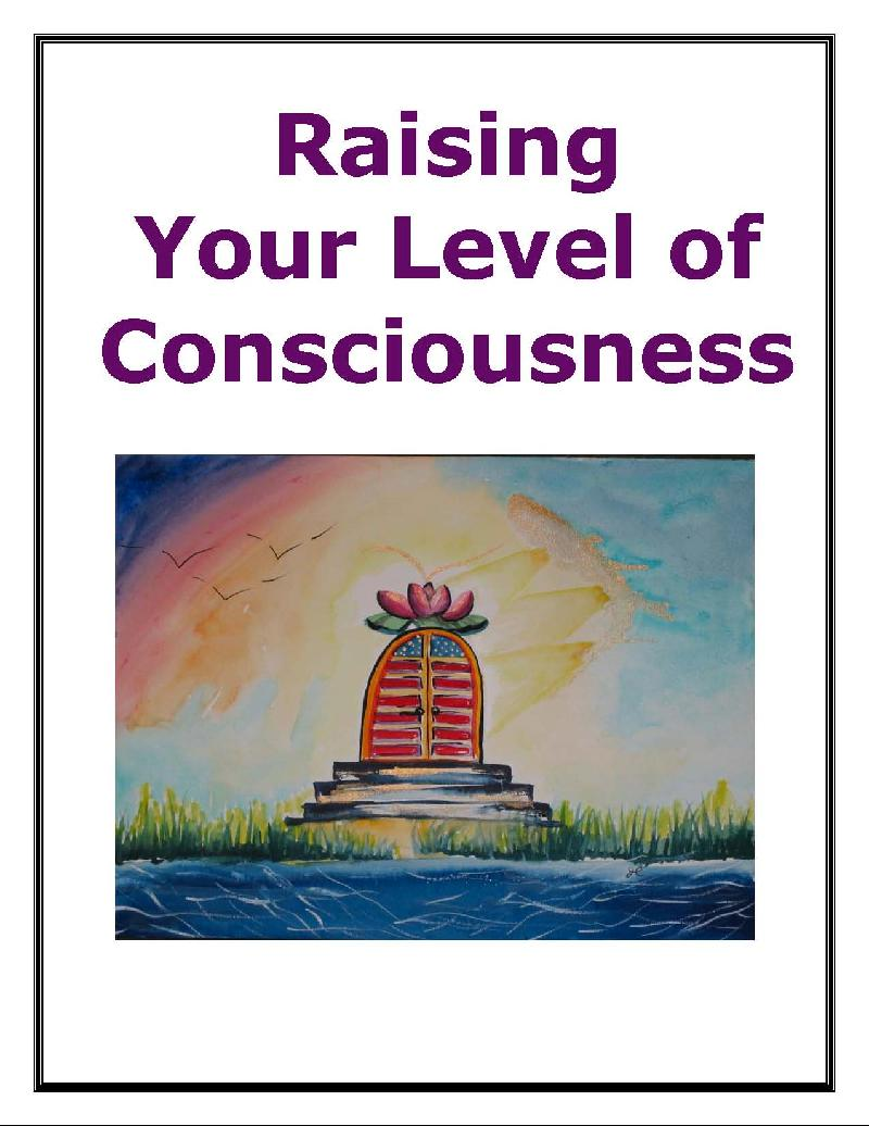 Raising Your Level of Consciousness E-book