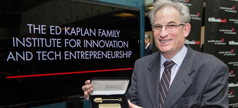 Ed Kaplan of Zebra Technologies