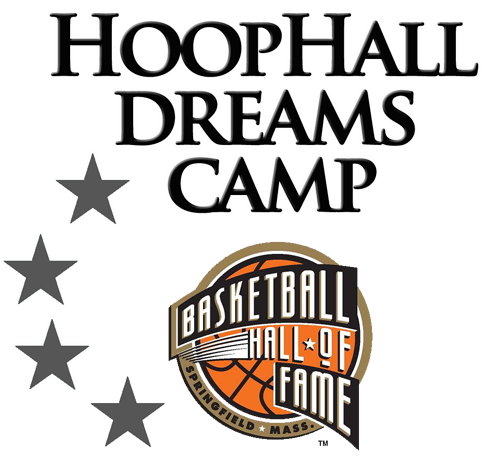 Hoop Hall Dreams Camp Logo