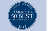 HealthGrades America's 50 Best Hospital