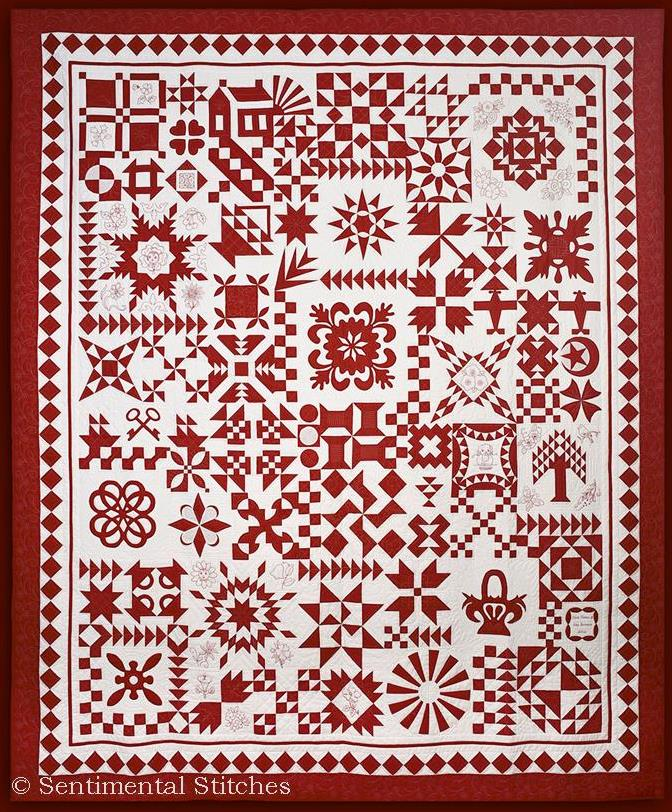 Caswell Quilt And Mary Brown Patterns In Stock