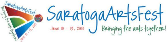 SaratogaArtsFest 2010 June 10-13