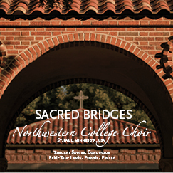 Sacred Bridges CD