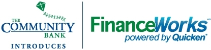 Community Bank Finance Banner