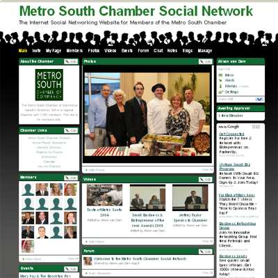 New Networking Site