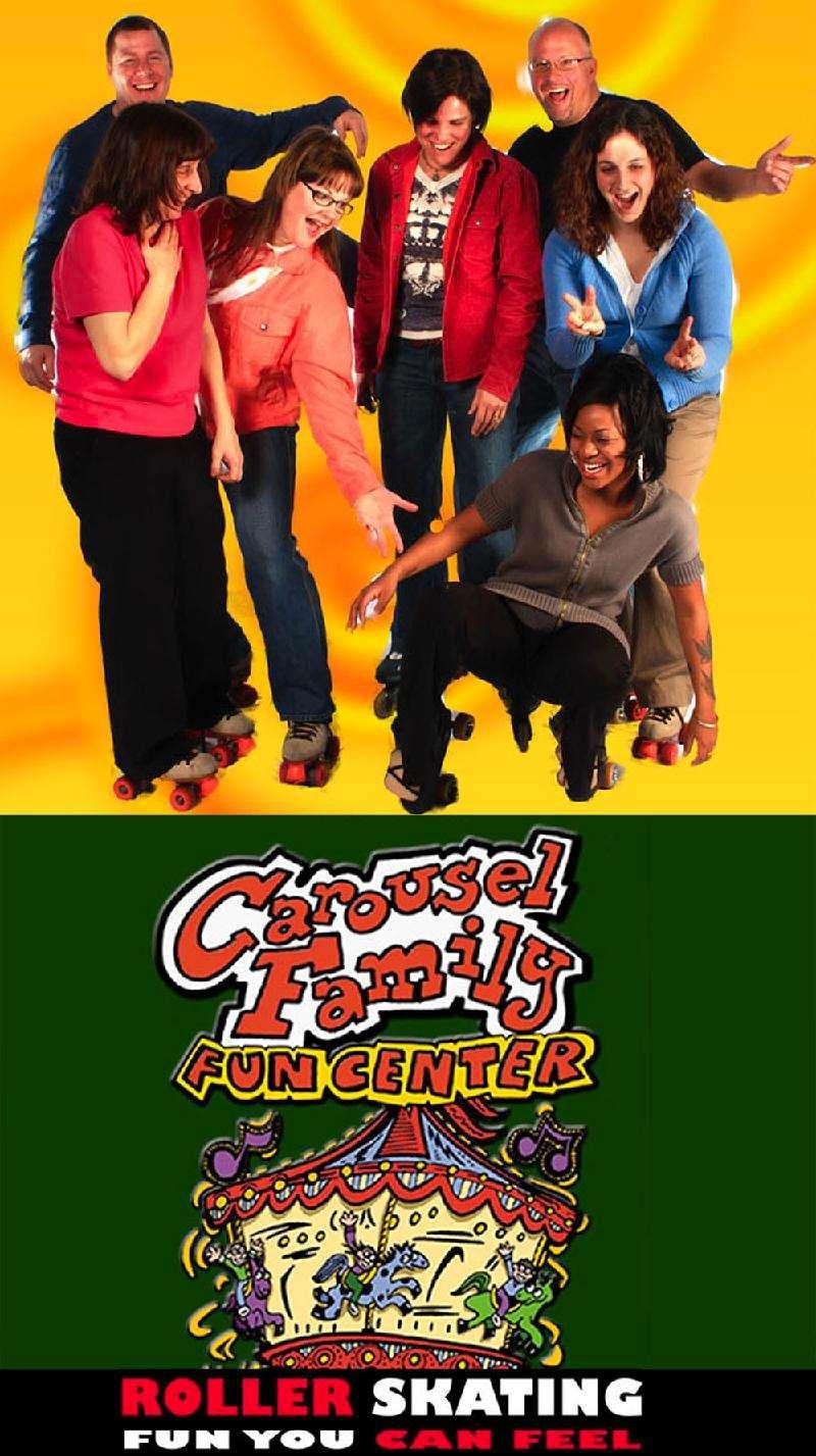 carousel family fun