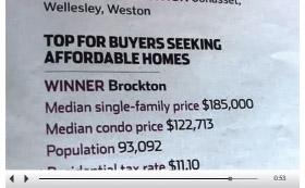 Buy brockton video