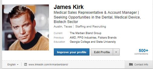 Kirk Profile