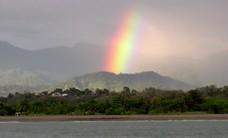 Costa Rica rainbow