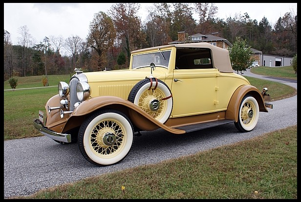 Car for Auction to Support BSA!