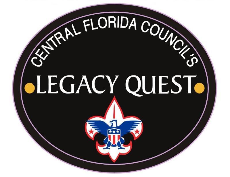 Central Florida Council - Wood Badge Fall 2018