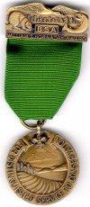 Hornaday Medal - Bronze