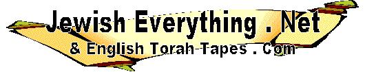 Jewish Everything. Net