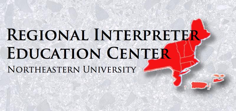 Regional Interpreter Education Center at Northeastern University