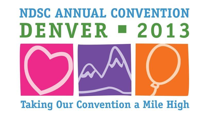 Denver Convention Logo English