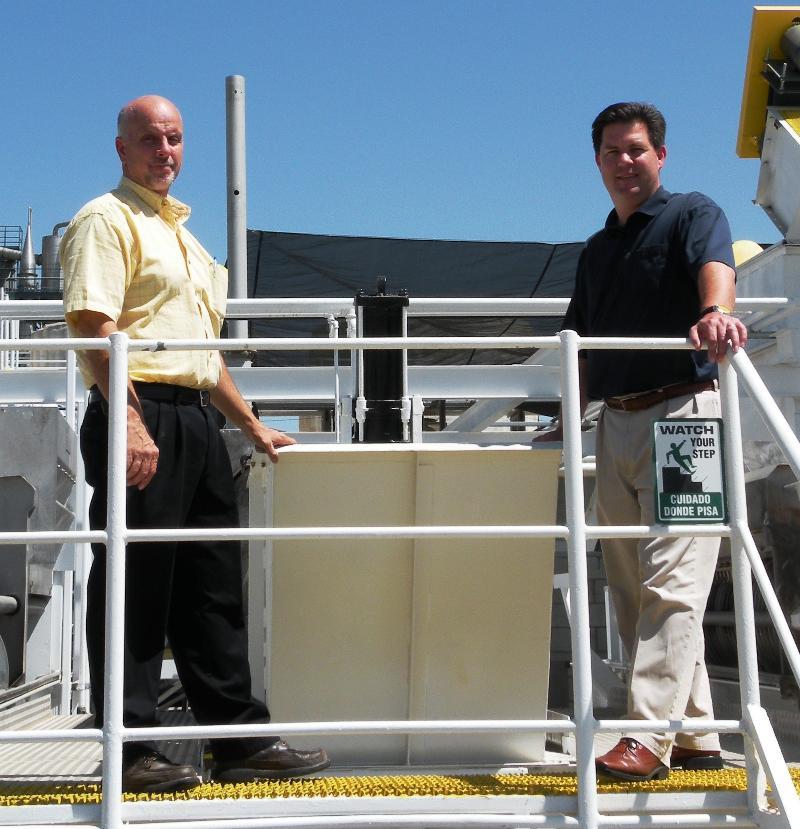 Jerry Pantaleo and Brad Miller of Stiebs