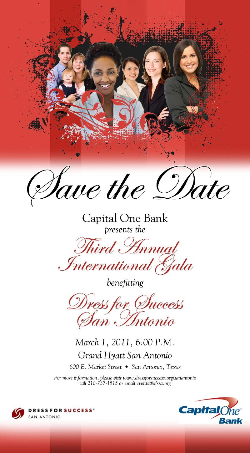 2011 Gala Save the Date