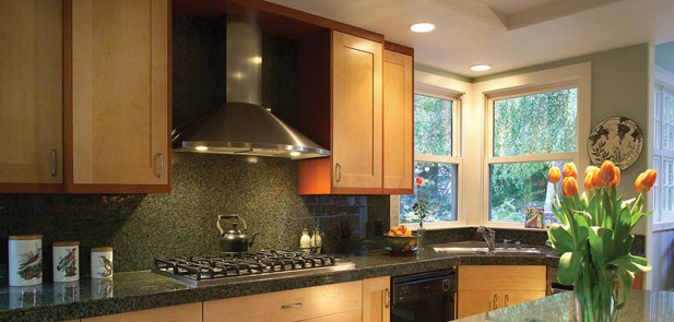 Is your kitchen tired and outdated? We can help you fall in love all over again with your home!