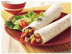 Turkey Taco