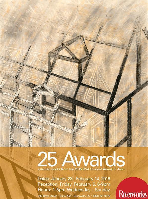 25 Awards poster