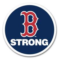 B Strong logo