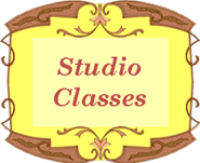 Studio Classes button