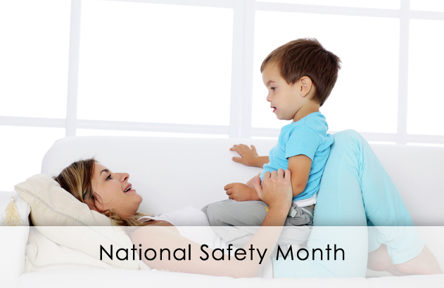 National Safety Month Header