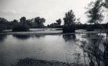 East side of Venetian early 1950s