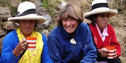 Val in Peru
