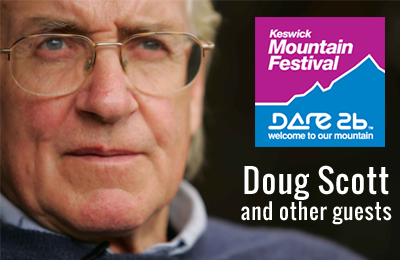 Doug Scott at the KMF