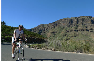 Cycling Holidays in Gran Canaria with KE Adventure Travel