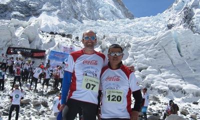 Everest Marathon for Mortals