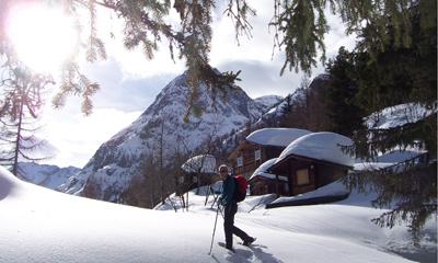 Winter Wonderland Activity holidays
