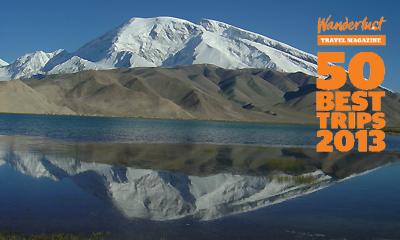 Wanderlust Top 50 Trips 2013