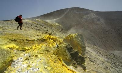 Mount Etna walking holidays