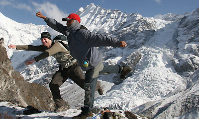 Trekking in Nepal - Reduced flight costs