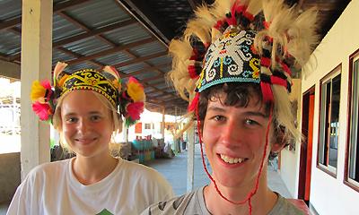 Schools Expedition to Borneo blog