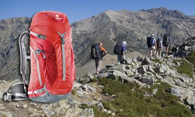 Corsica's GR20 - Win a Deuter backpack