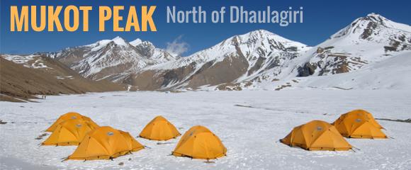 Mukot Peak