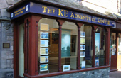 KE Adventure Travel Late Opening hours