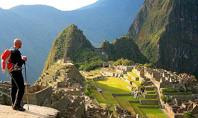 UNESCO Heritage Site Machu Picchu