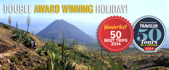 Double Award Winning Holiday