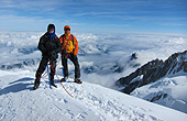 KE Adventure Travel Mont Blanc Ascent