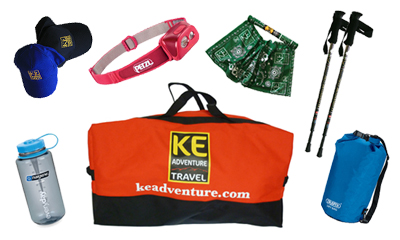 Kilimanjaro Special offer - Free Goodie Bag worth �130