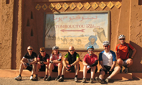 Cycling Tour of Toubkal