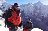 Blog on Mera Peak and Island Peak Climbing