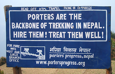 Nepal Spring Trekking Season