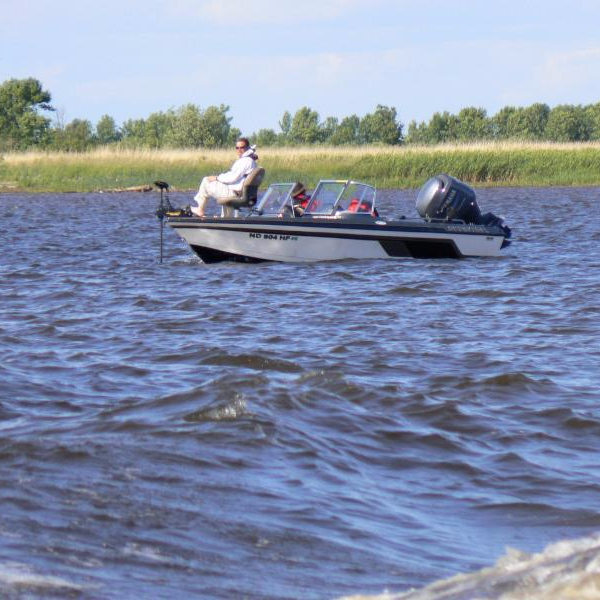 Walleye video on the rainy river for Rainy river fishing