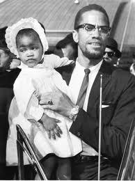 Malcolm X Daughter ILyasah Shabazz