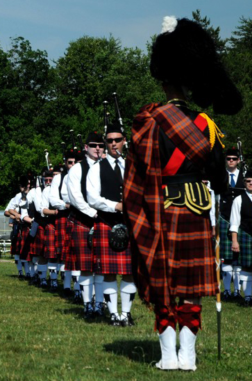 Scottish Highland Games at Maryville College